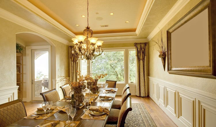 Modern Dining Room Decorating Ideas 10