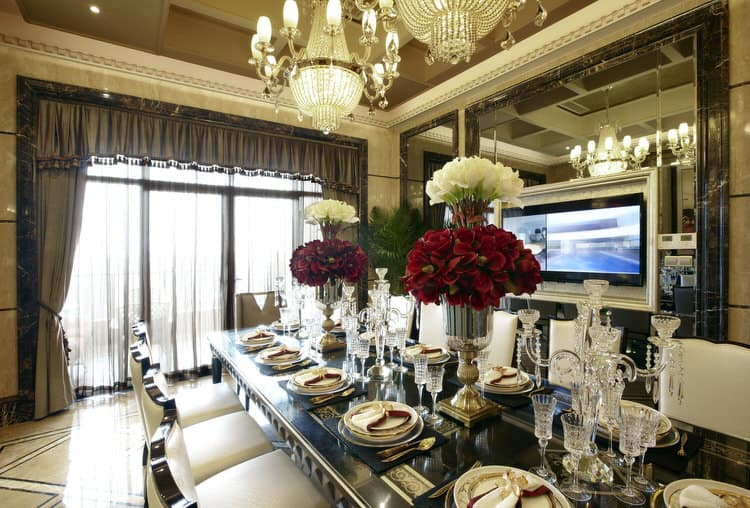 Modern Dining Room Decorating Ideas 16
