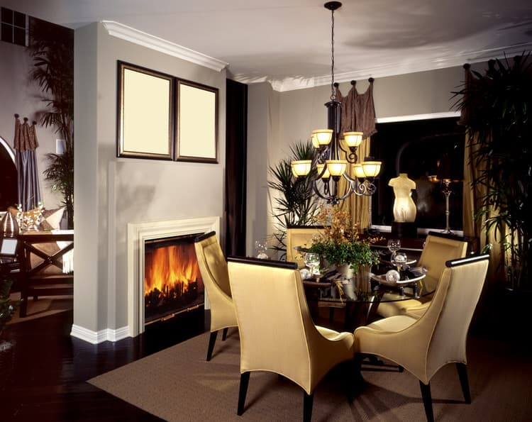 Modern Dining Room Decorating Ideas 17