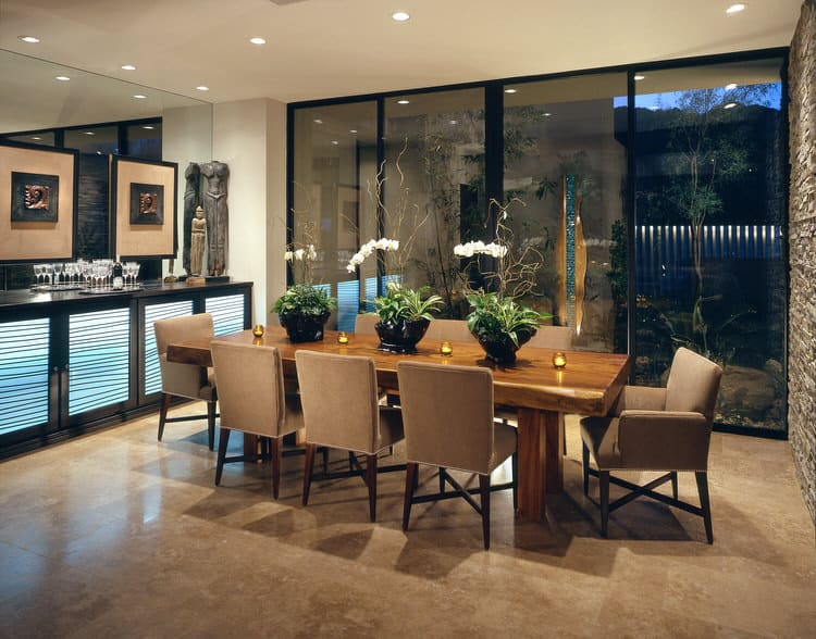 Modern Dining Room Decorating Ideas 18