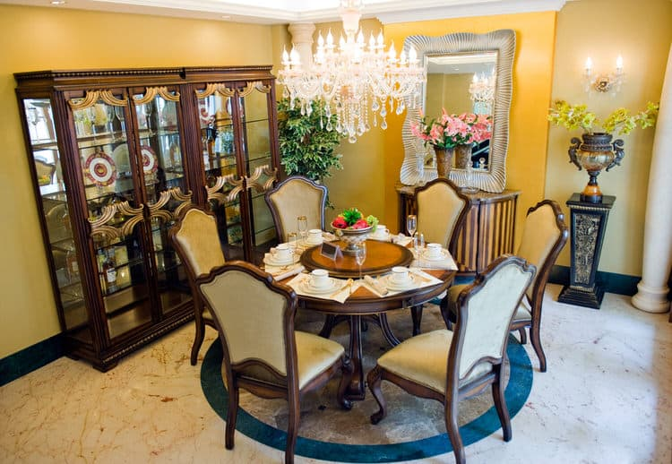 Modern Dining Room Decorating Ideas 24