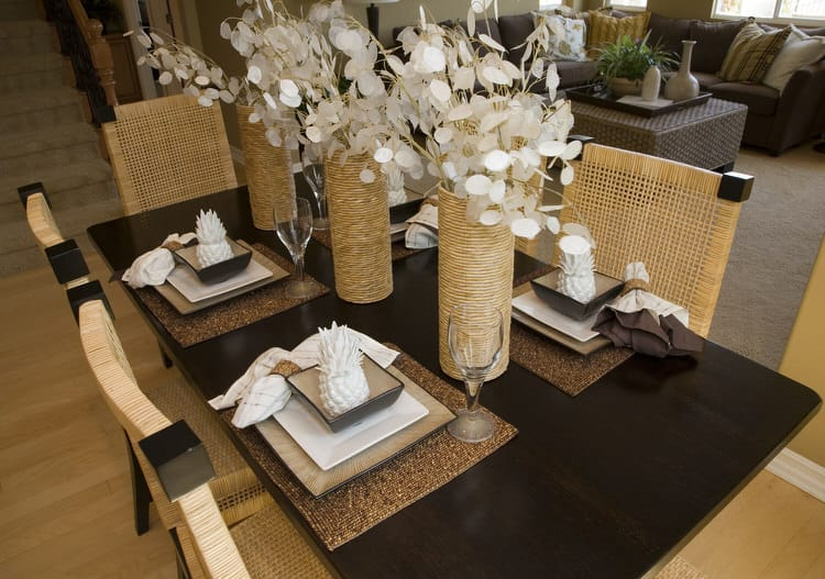 Modern Dining Room Decorating Ideas 27