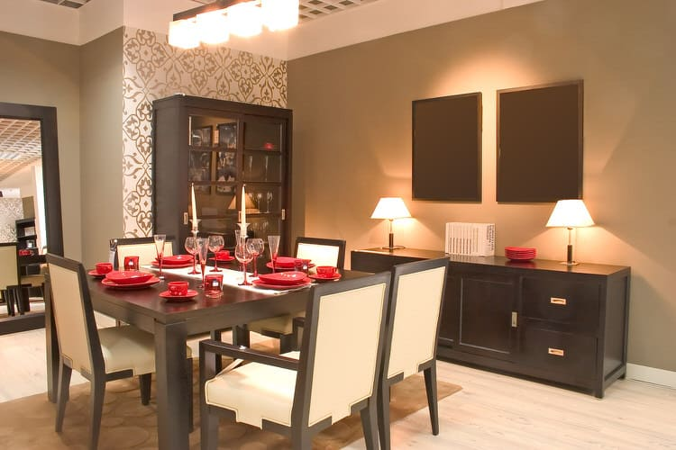 Modern Dining Room Decorating Ideas 28