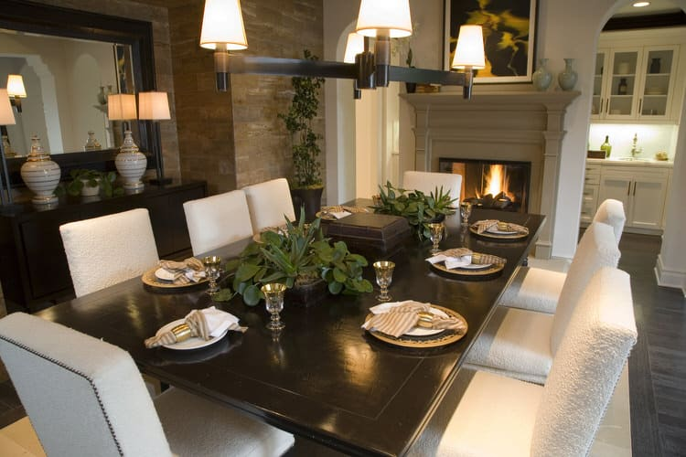 Modern Dining Room Decorating Ideas 29