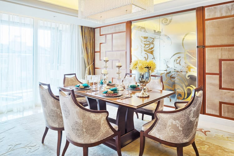 Modern Dining Room Decorating Ideas 30