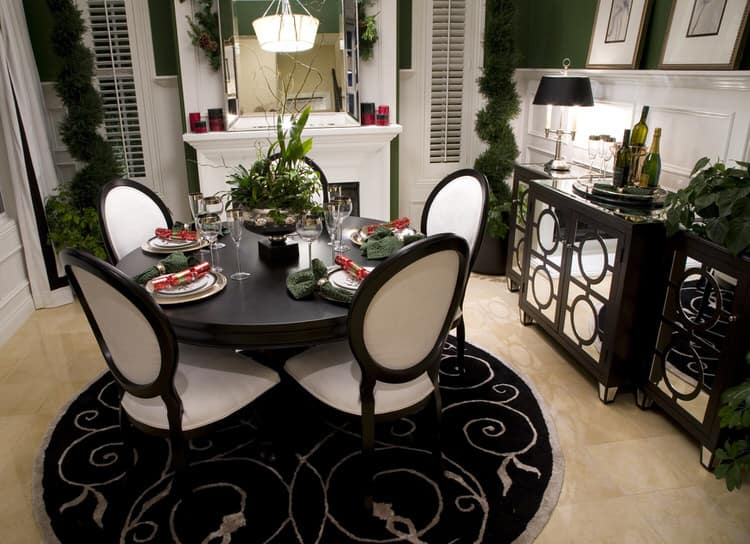 Modern Dining Room Decorating Ideas 34