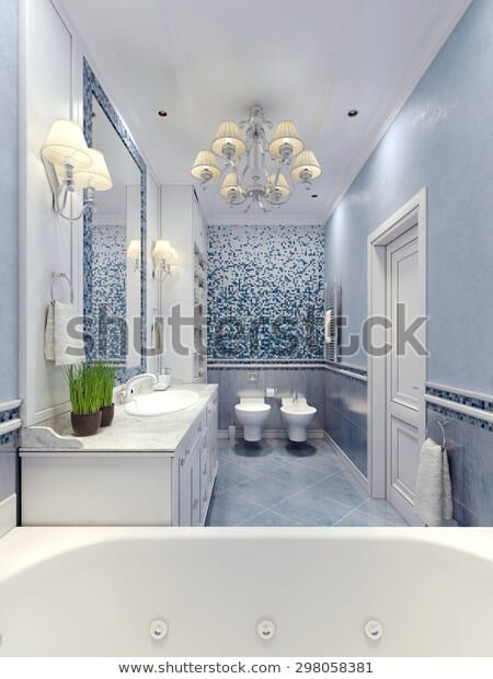 Traditional Bathrooms 155