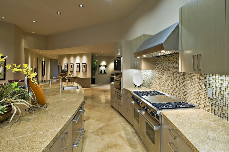 Kitchen Backsplash Design Ideas 16