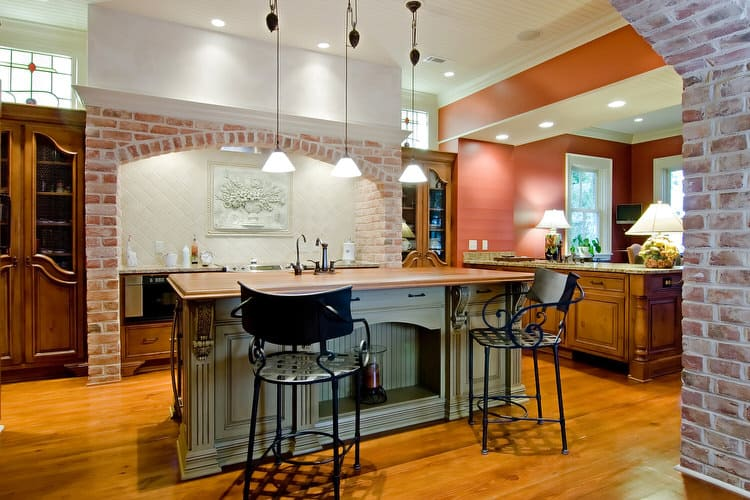 Modern country kitchen ideas 8