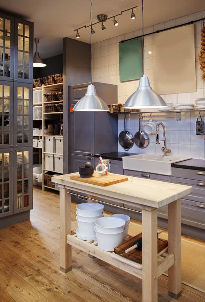 Modern country kitchen ideas 11
