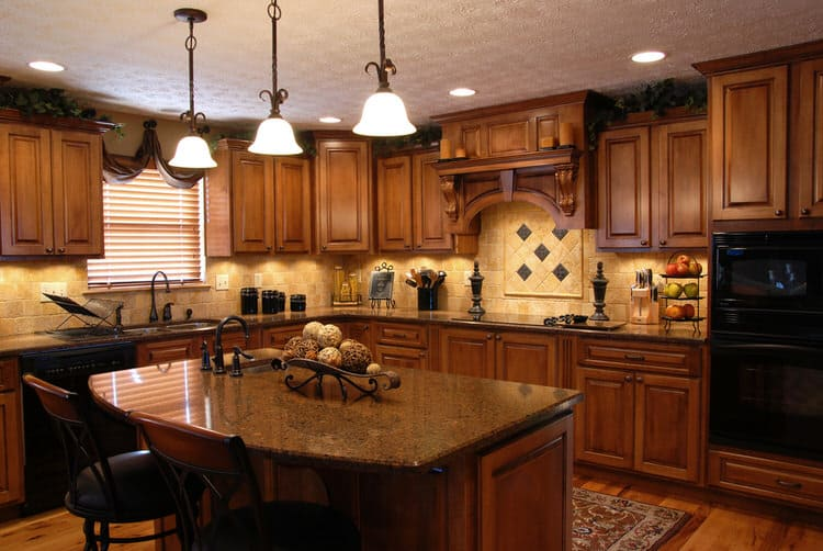 Simple Kitchen Decorating Ideas 4