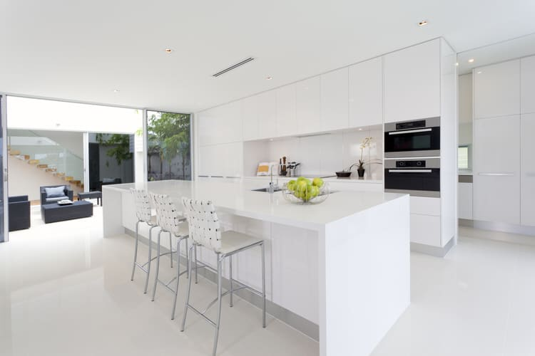 Bright Modern Kitchens Ideas 1