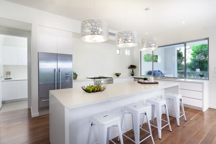 Bright Modern Kitchens Ideas 10