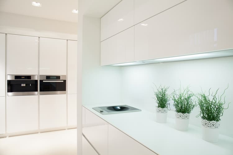 Bright Modern Kitchens Ideas 12