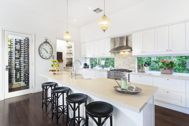 Bright Modern Kitchens Ideas 20