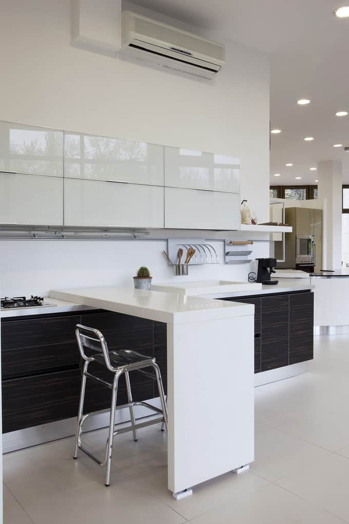 Bright Modern Kitchens Ideas 23