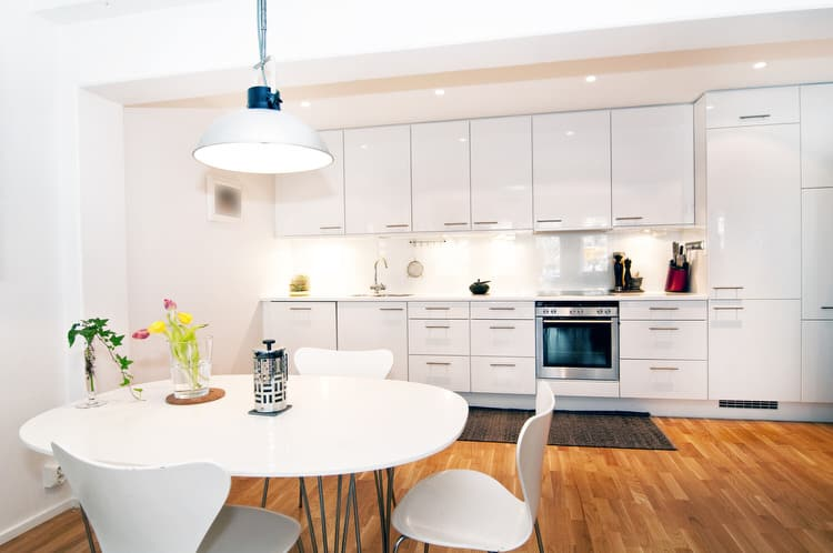 Bright Modern Kitchens Ideas 26