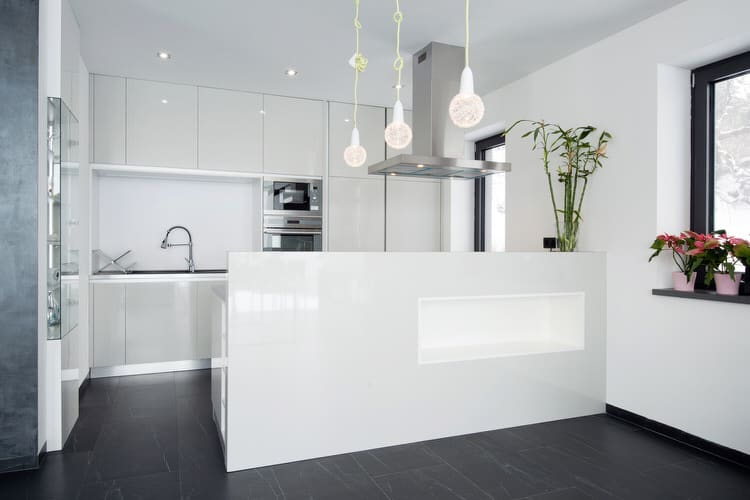 Bright Modern Kitchens Ideas 3