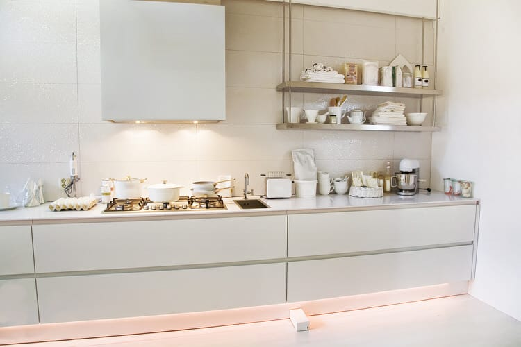Bright Modern Kitchens Ideas 40