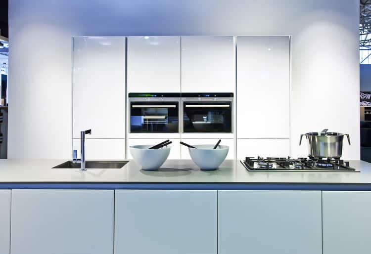 Bright Modern Kitchens Ideas 47