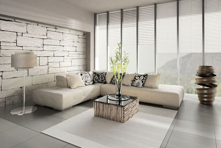 Accent Wall Living Room - 11 best Samples 11