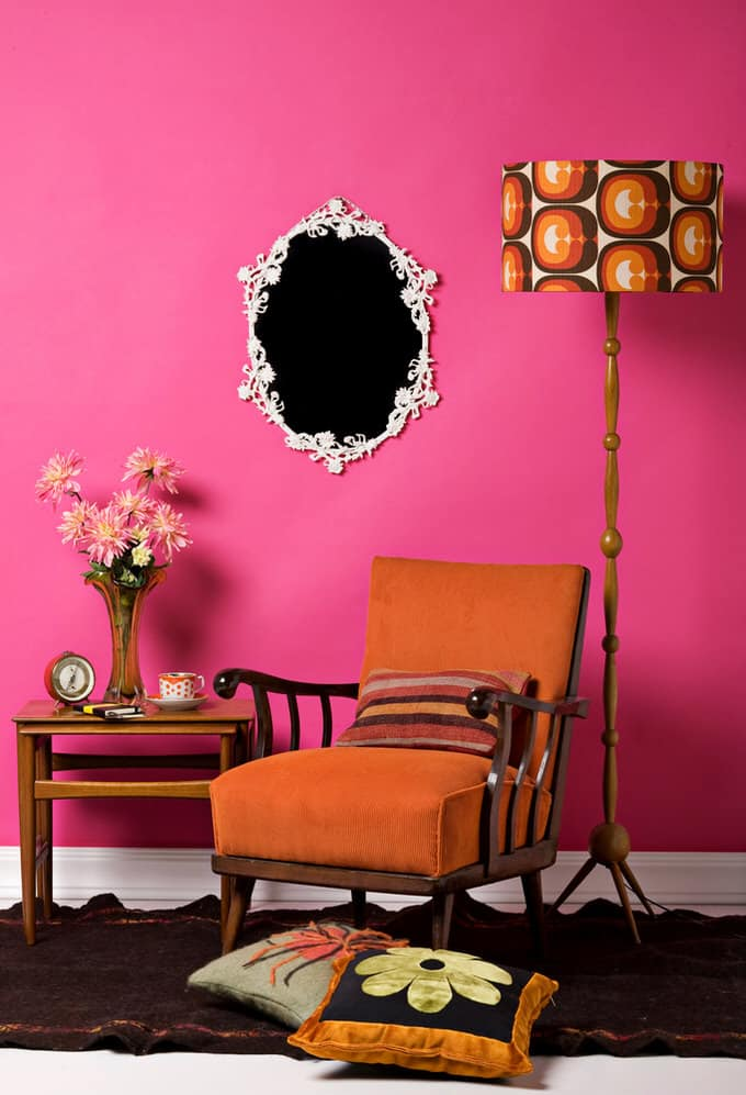 Colorful living room-45 best Samples 77