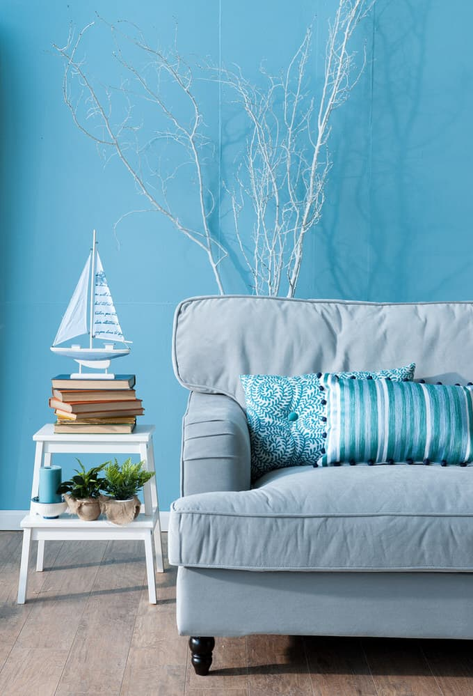 Colorful living room-45 best Samples 80