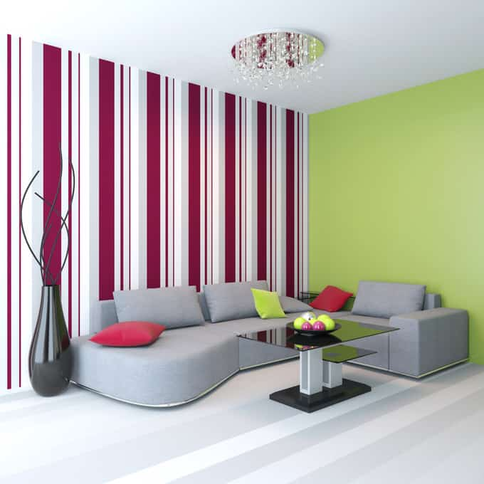 Colorful living room-45 best Samples 86