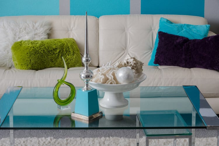 Colorful living room-45 best Samples 89
