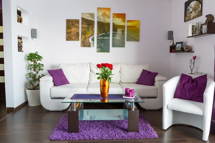 Colorful living room-45 best Samples 100