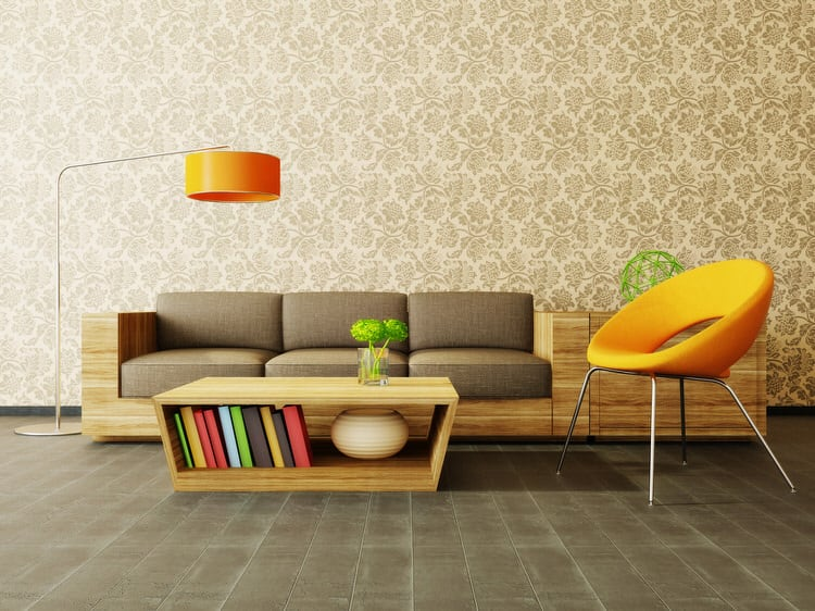 Colorful living room-45 best Samples 109