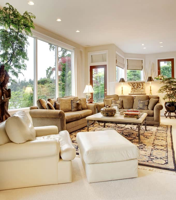 28 Elegant Living Room Designs (PICTURES )