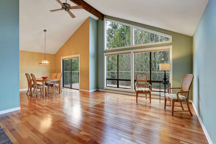 30 Living Rooms With Hardwood Floors 105