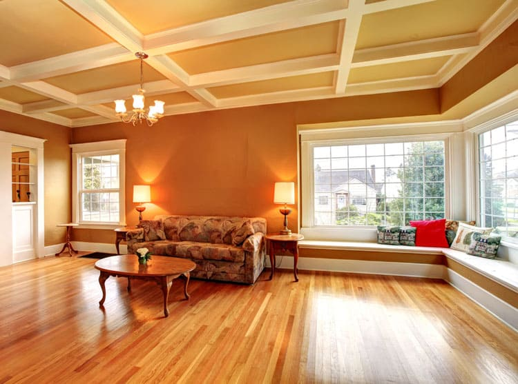 30 Living Rooms With Hardwood Floors 115