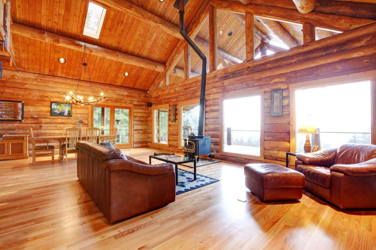 30 Living Rooms With Hardwood Floors 121