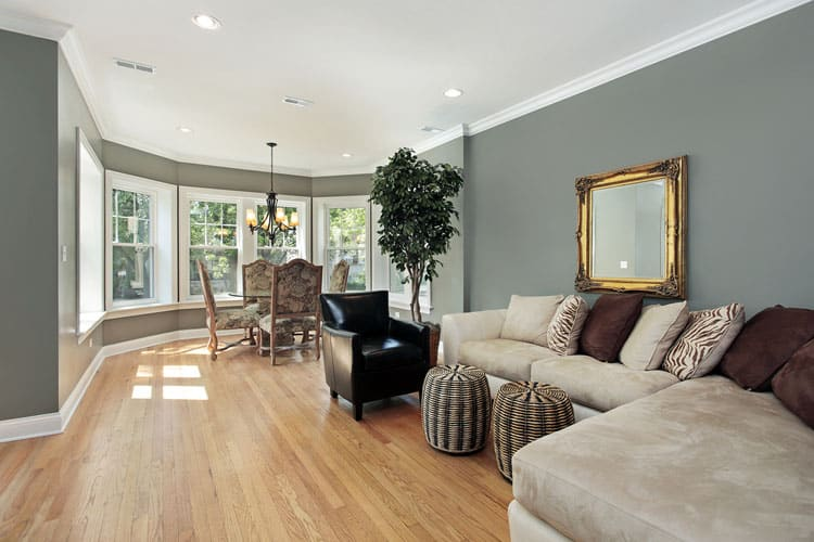 30 Living Rooms With Hardwood Floors 123