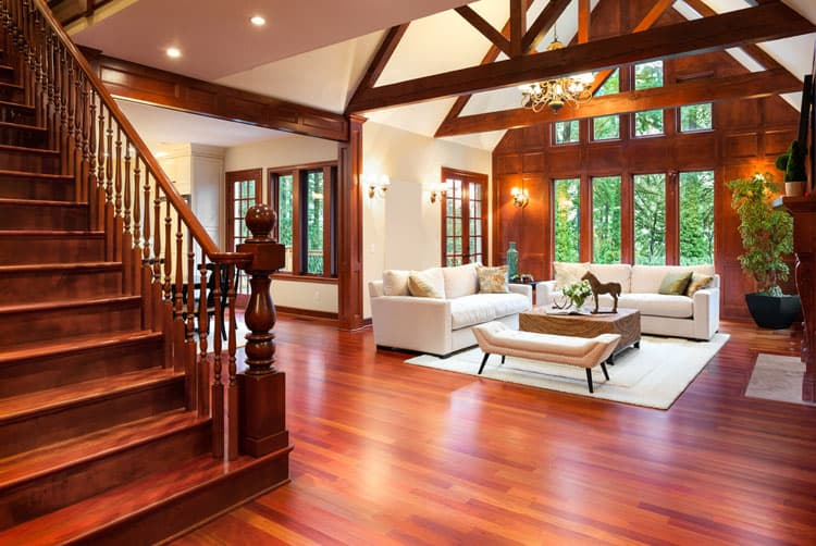 30 Living Rooms With Hardwood Floors Interior Charm