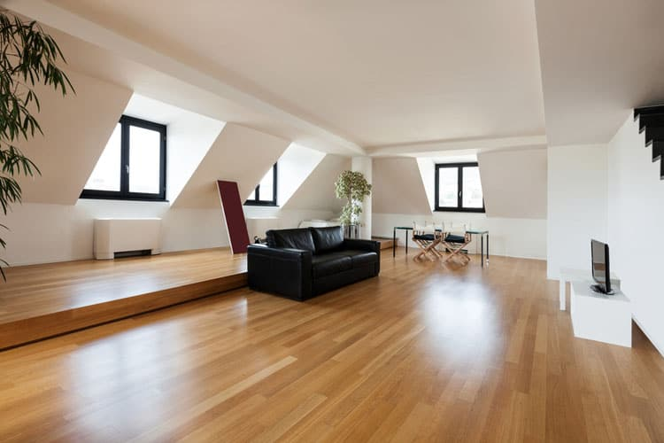 30 Living Rooms With Hardwood Floors 125