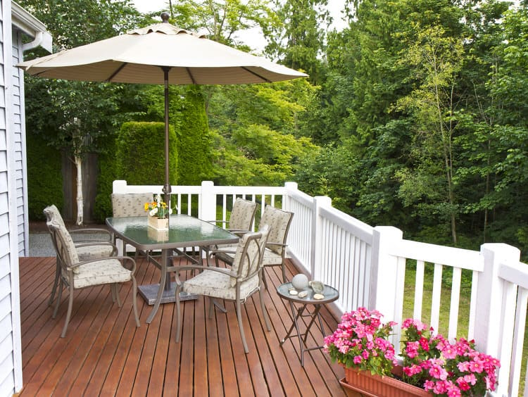 Small Outdoor Patio Ideas 6