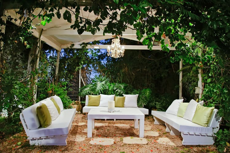 Small Outdoor Patio Ideas 21