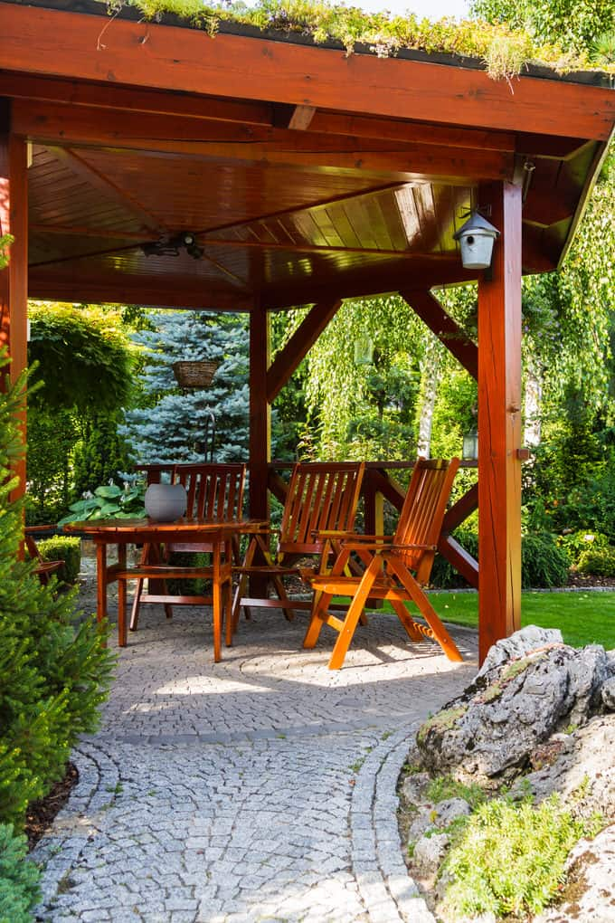 Small Outdoor Patio Ideas 39