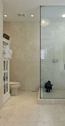 Bathrooms With Frameless Shower Doors