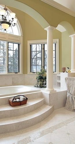 Modern Luxurious Master Bathrooms