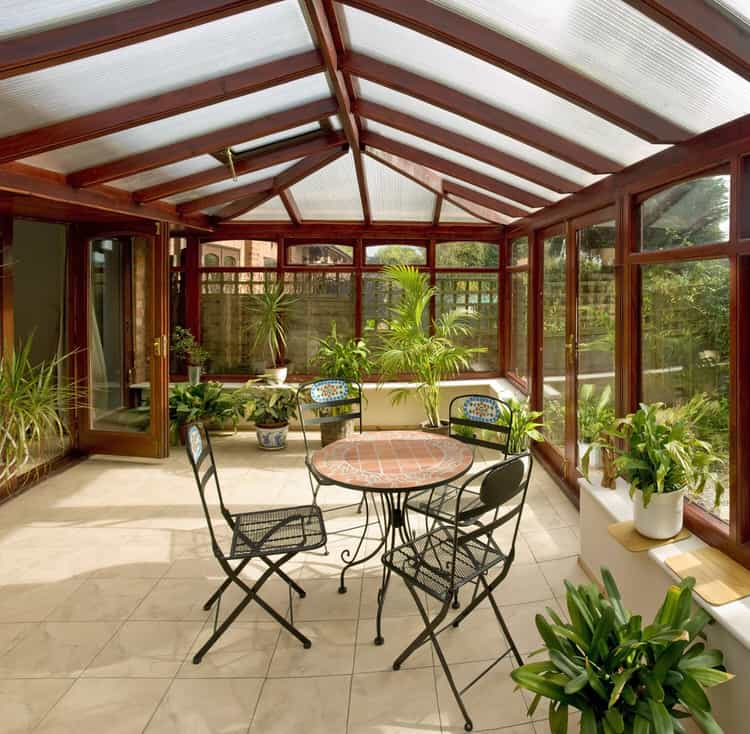 Modern Sunroom Ideas 3