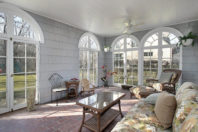 Modern Sunroom Ideas 5