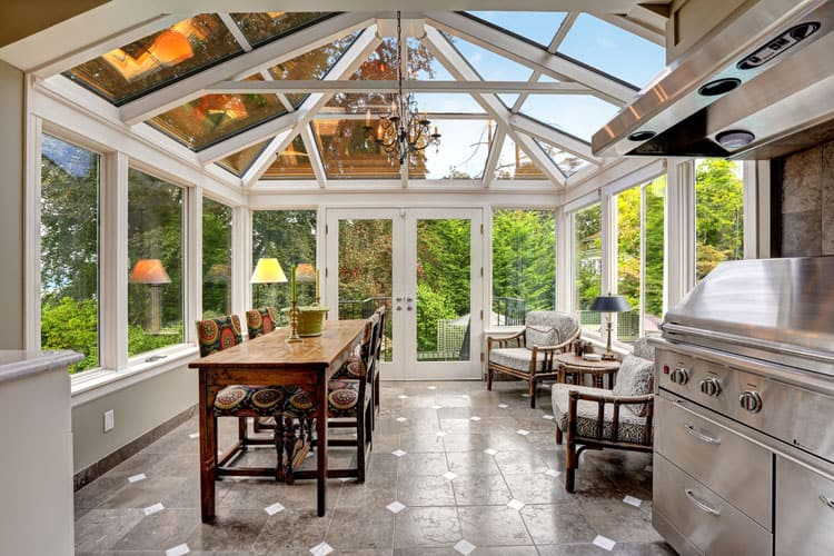 Modern Sunroom Ideas 9