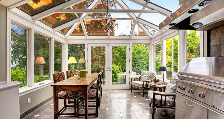Modern Sunroom Ideas 1